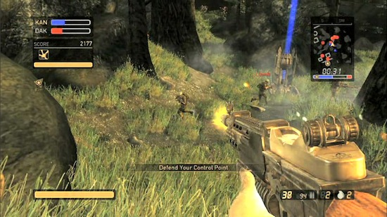 The multiplayer in Resistance 2 is extremely addictive and will keep you coming back for more.