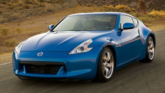 This is a real 370z