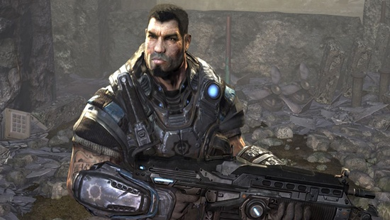 Gears of War 2 focussed on Dom's side of story.