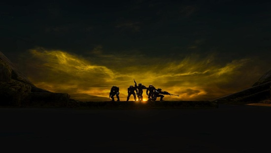 Game play wise Halo Reach might just better Killzone 2.