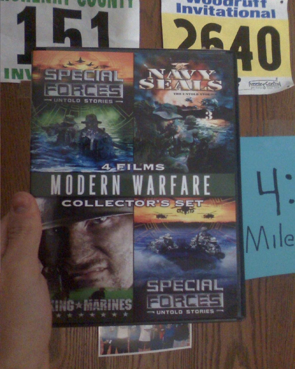 The real Modern Warfare?