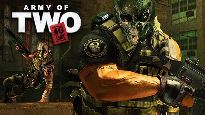 Army of Two: 40th Day Launch Trailer