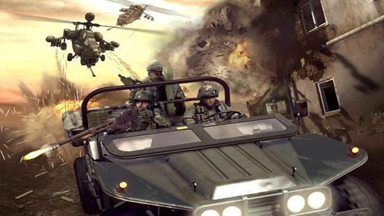 Battlefield: Bad Company 2 VIP Map Pack 2 Trailer