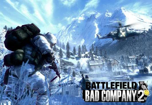 Battlefield Bad Company 2 VIP Map Pack 2 launch Battlefield-bad-company-2