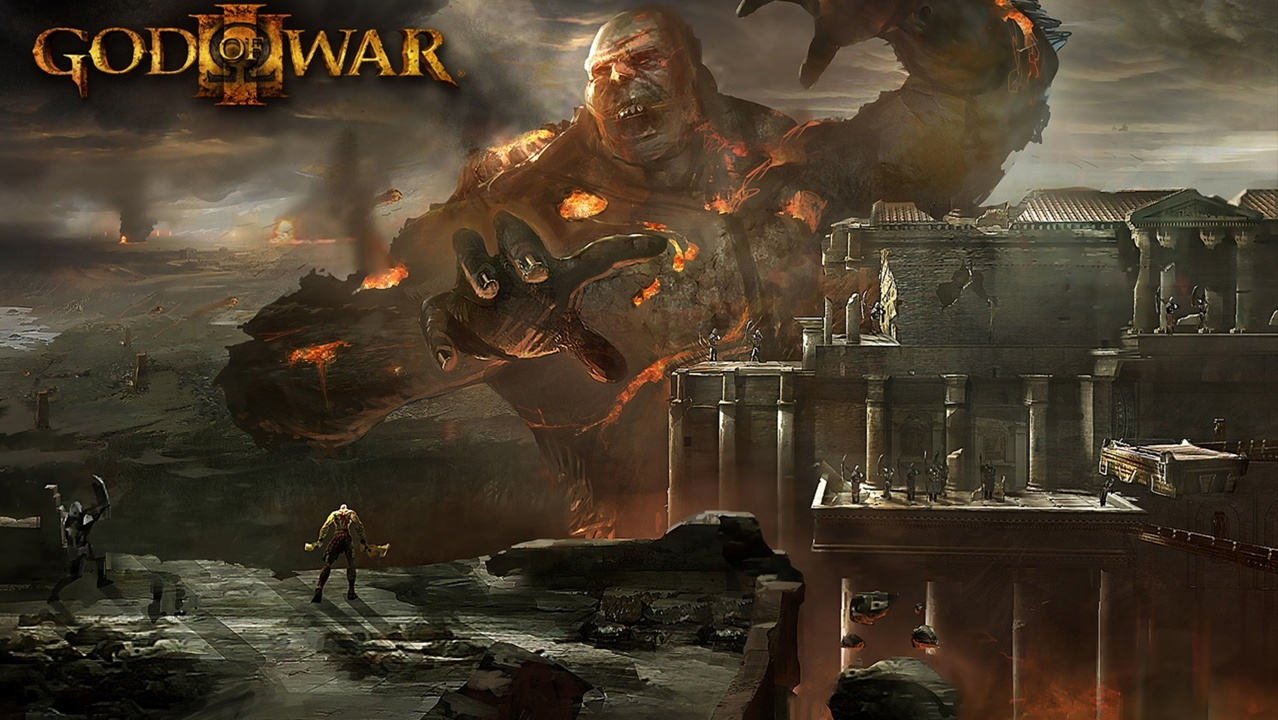 God of War III scans take on PoseidonPoseidon God Of War Game
