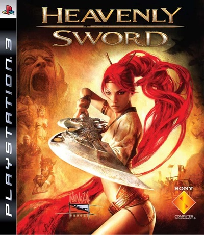 Devil May Cry 5 Heavenlysword