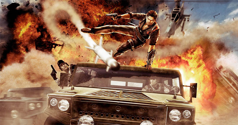 Just Cause 2 - PC full game