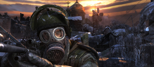 Metro 2033 New Gameplay Video