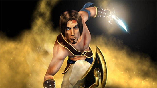 First Prince of Persia: The Forgotten Sands gameplay surfaces