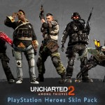 Uncharted 2 : Playstation Heroes pack