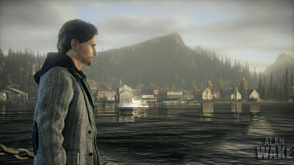 Alan Wake- New 20 minute long gameplay footage