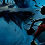 Painter David Garibaldi shows his creative elements with Disney Epic Mickey