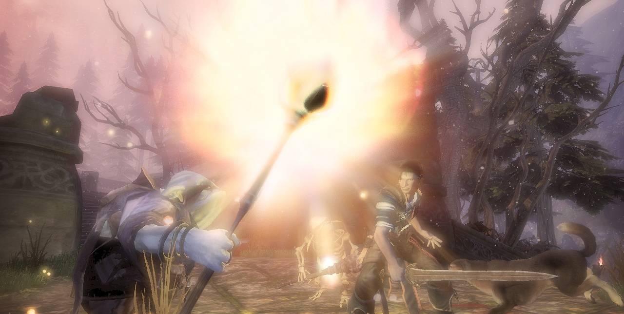 Fable 3 versus Fable 2 HD screenshot comparison