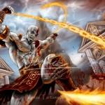 15 Most amazing God of War artworks