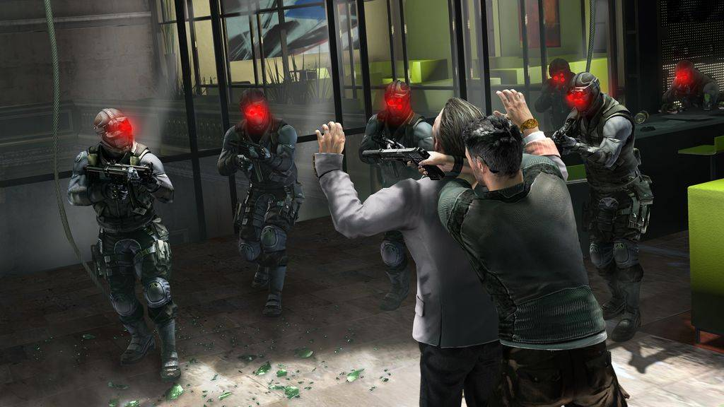 Splinter Cell Conviction Insurgency Pack Incoming