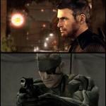 Splinter Cell Conviction versus MGS4: HD Screenshot comparison