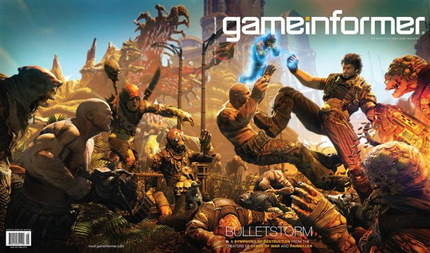 BulletStorm trailer is freaking awesome