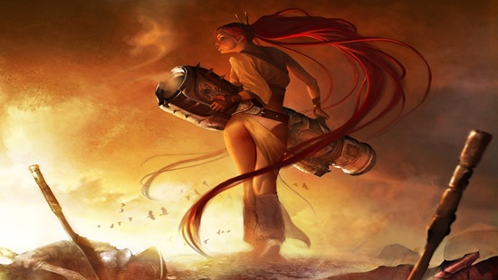 Heavenly Sword 2 Was In Development But Canned Along With Other Titles