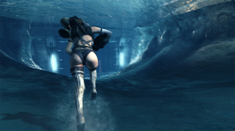 Marcus Lost Planet Lost Planet 2 Ass Jiggle