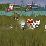 Castle Crashers still coming to PSN