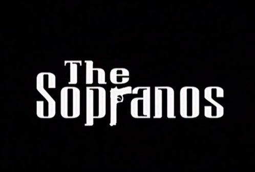 the sopranos logo