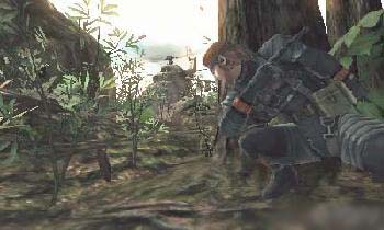 MGS Snake Eater 3D (2)