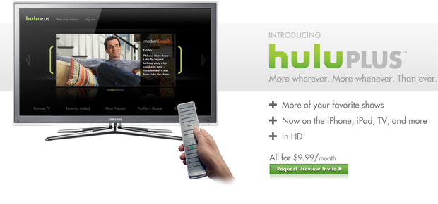 Hulu Plus Coming to Xbox 360 and Playstation 3 ...
