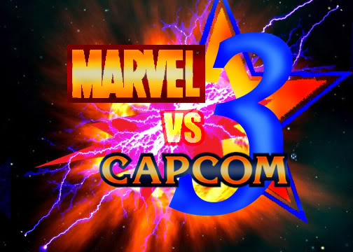 capcom vs marvel 3. Marvel vs Capcom 3 Doens#39;t
