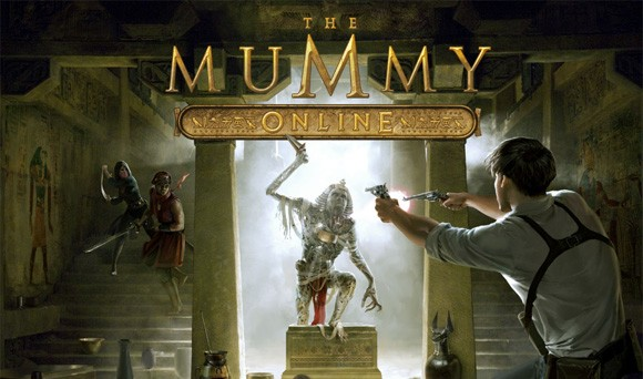the mummy video game
