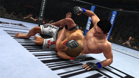 [PSP] UFC Undisputed 2010 USA FULL ISO 1.64