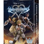 Take a look at the Europe's Kingdom Hearts: Birth By Sleep special edition box