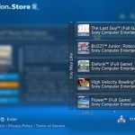 PS3 Firmware update 3.41: Adds Store recommendations