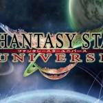 Phantasy Star Universe now updated