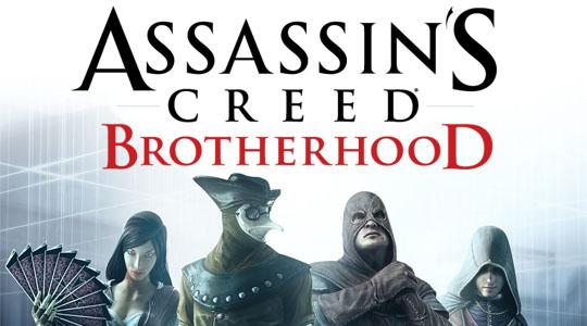 Assassin's Creed Brotherhood Multiplayer Beta Trailer