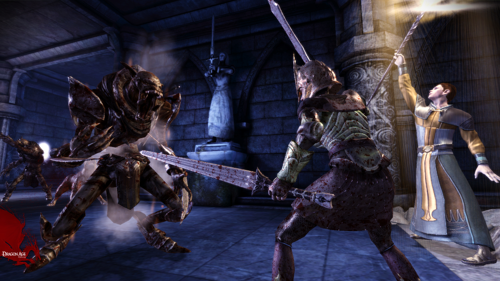 Dragon Age Origins 'Witch Hunt' DLC