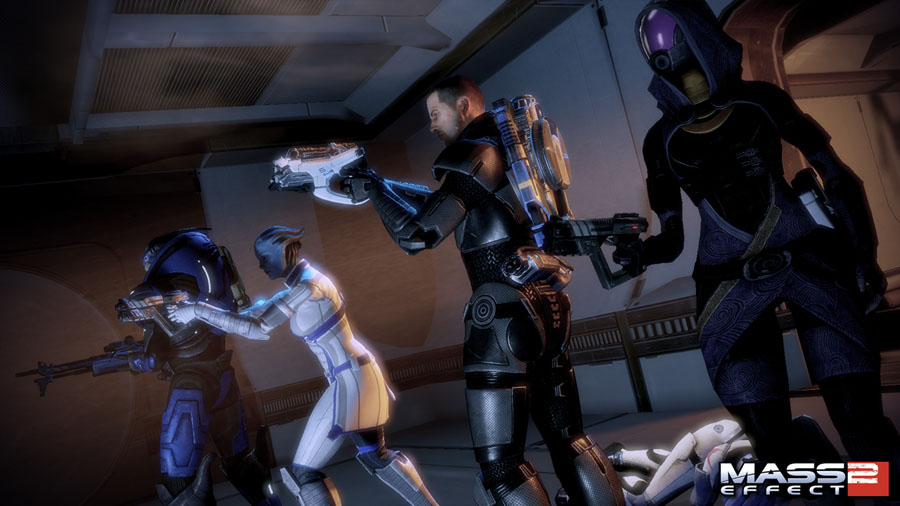 "Mass Effect 2 DLC ""The Lair of the Shadow Broker"" out September 7th"