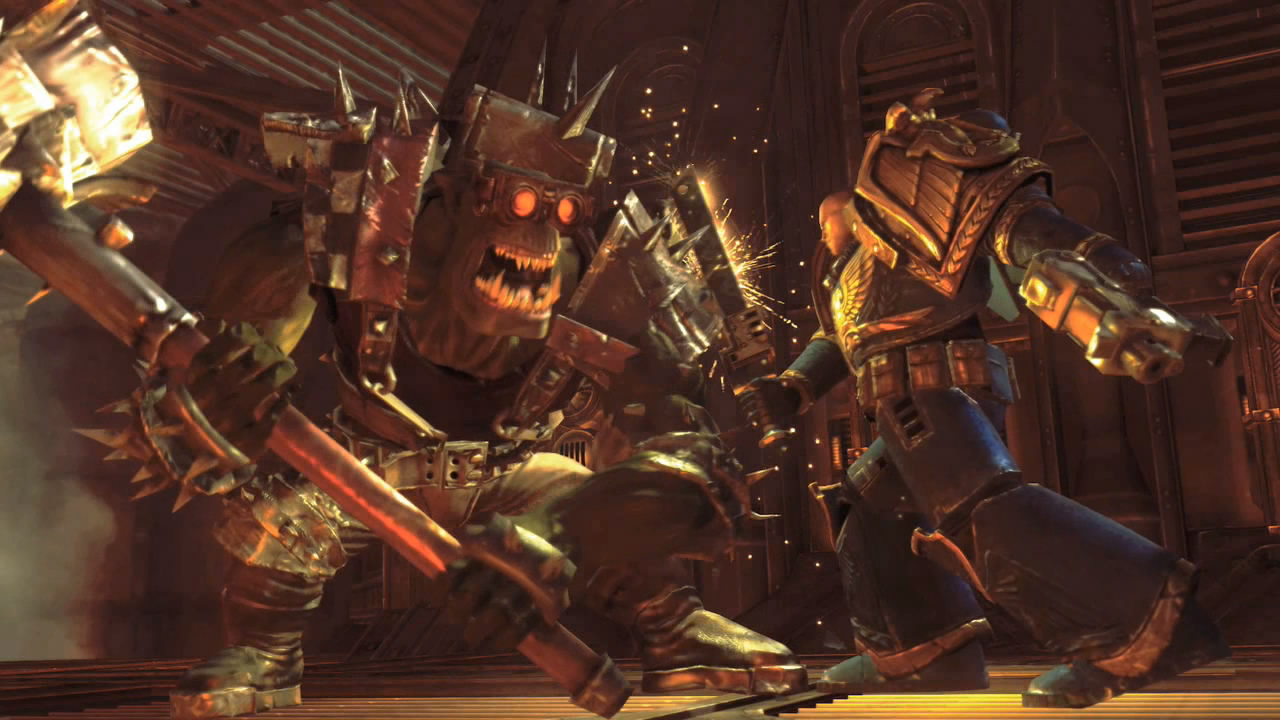 Warhammer 40k: Space Marine – Classes Multiplayer Trailer