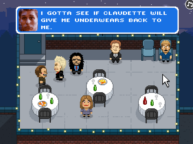 The Room Tribute Game Ending