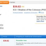 Walmart lists Team Ico PS3 Collection
