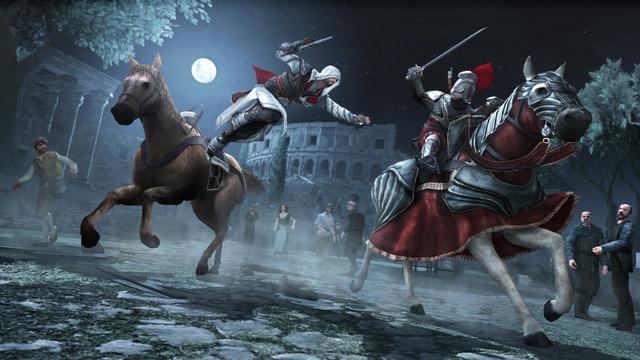 Assassin's Creed Brotherhood Dev Diary 3 – The Perfect Nemesis