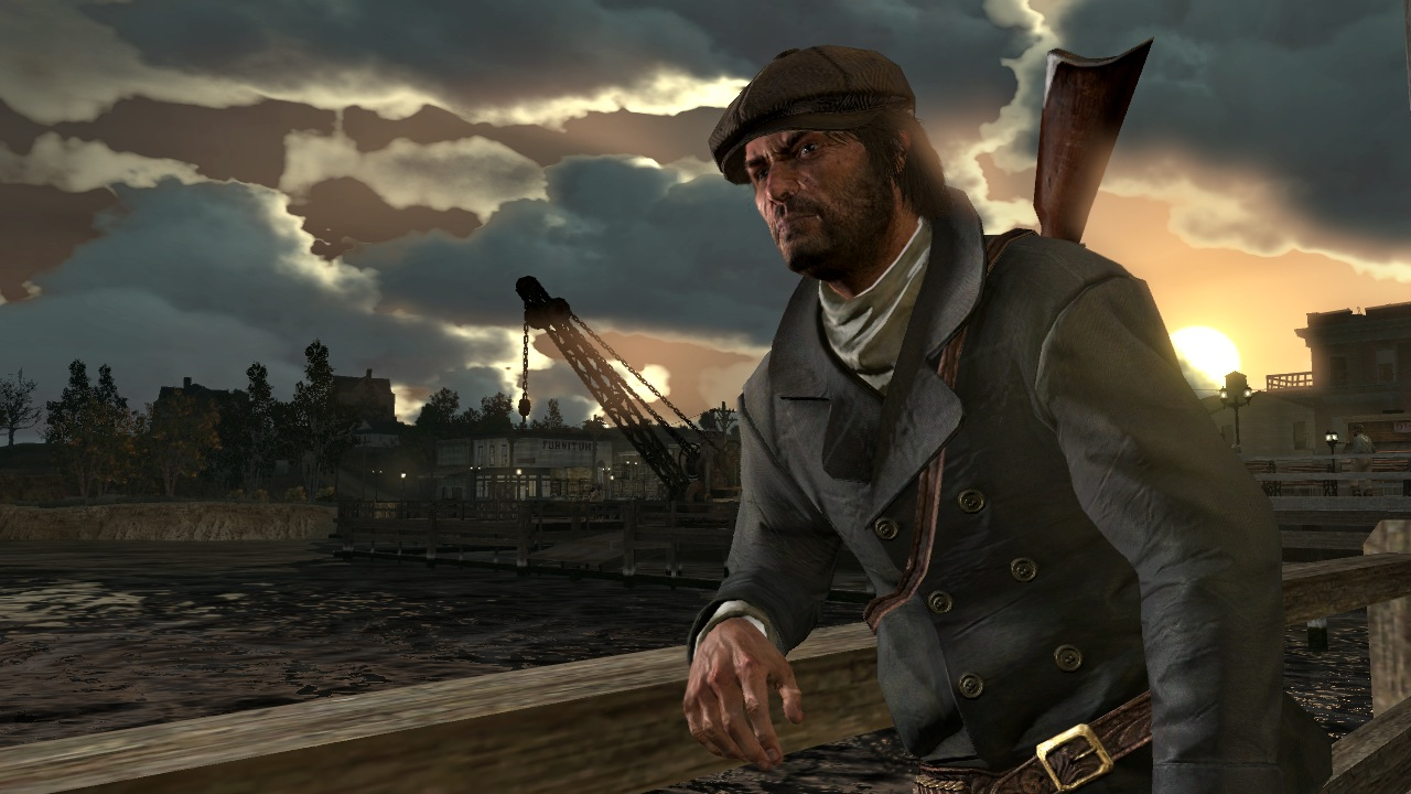 Red dead redemption gets some free dlc outfits 171 gamingbolt com