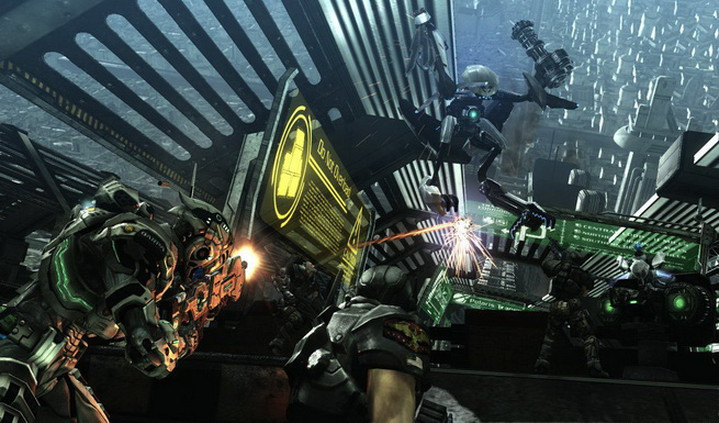 Vanquish PC Port Now Being Teased By Sega