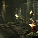Check out the God of War II lost Atlantis level