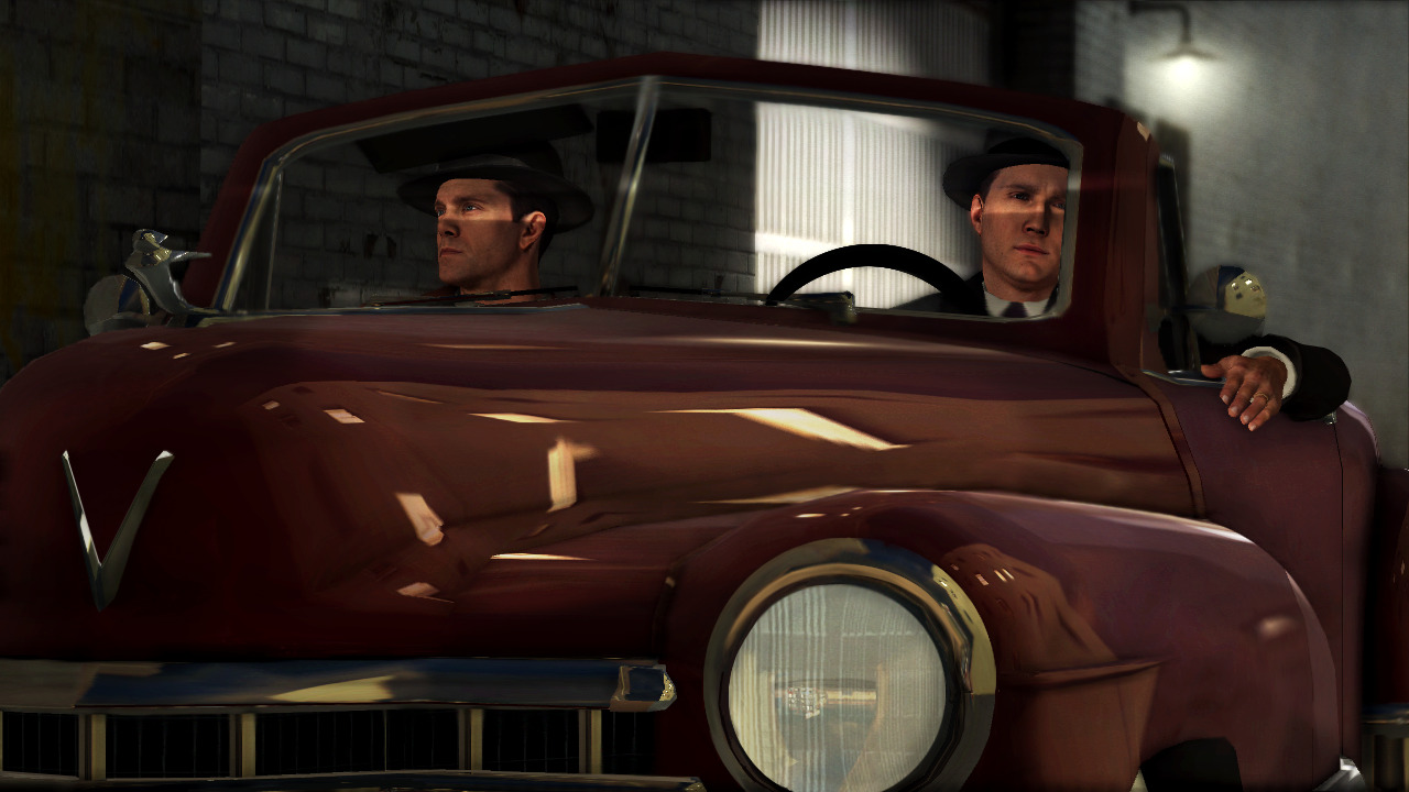 LA Noire Remastered Might Feature First Person, VR Mode - Rumor