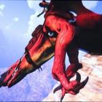 Crimson Dragon trailer looks gorgeous