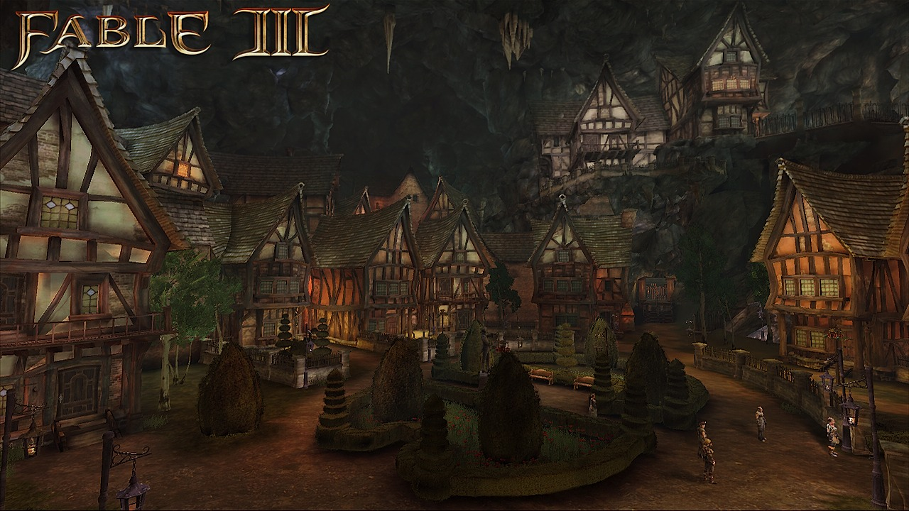 fable 3 how to find dankwater cavern