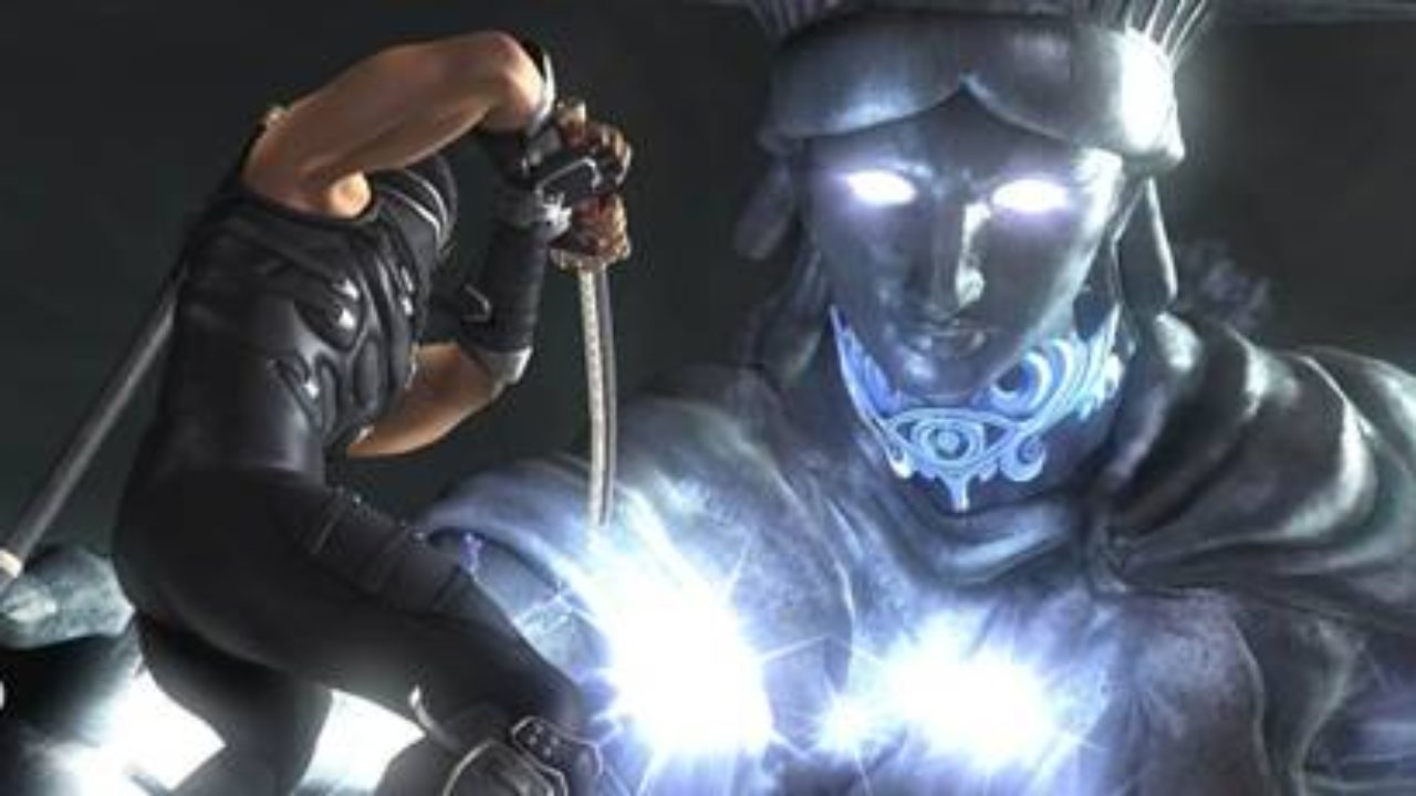Ninja Gaiden Sigma 2 Plus Vita To Have Hardcore Elements