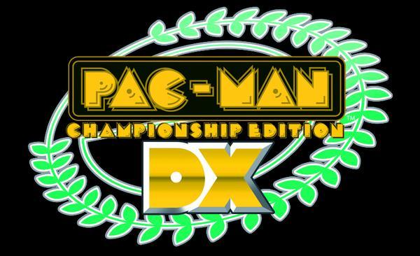 pacman_championship_edition_DX_logo