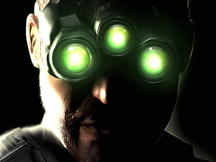 Splinter Cell: Chaos Theory 3D Launch Trailer