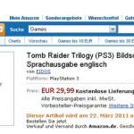 Tomb Raider Trilogy Leaked